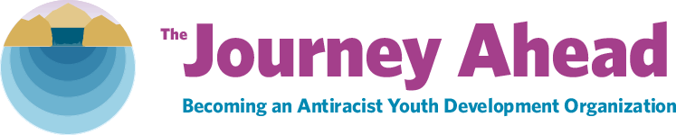 Logo of The Journey Ahead Capacity-building Series